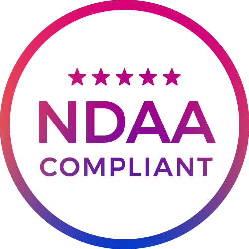 ndaa compliant icon