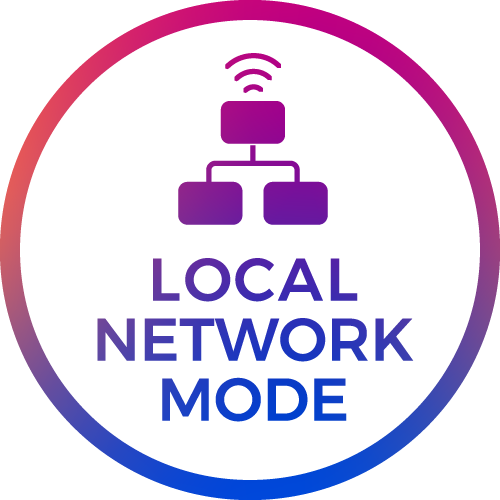 local network mode