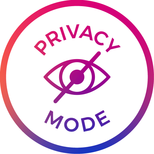 privacy mode