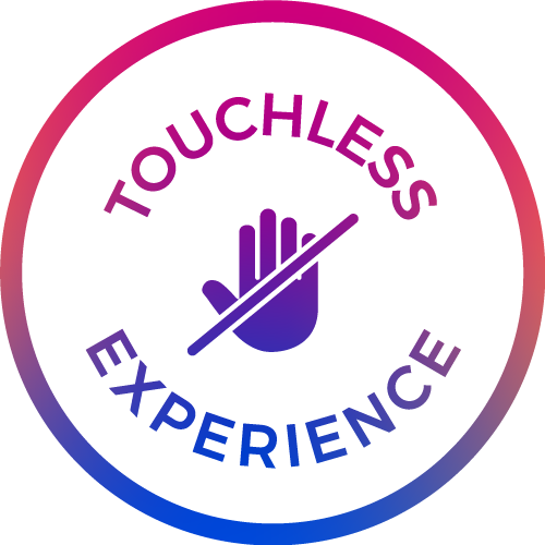 touchless icon