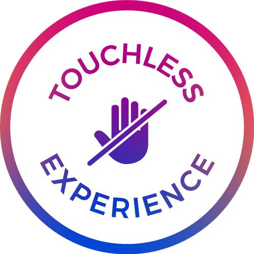 touchless icon
