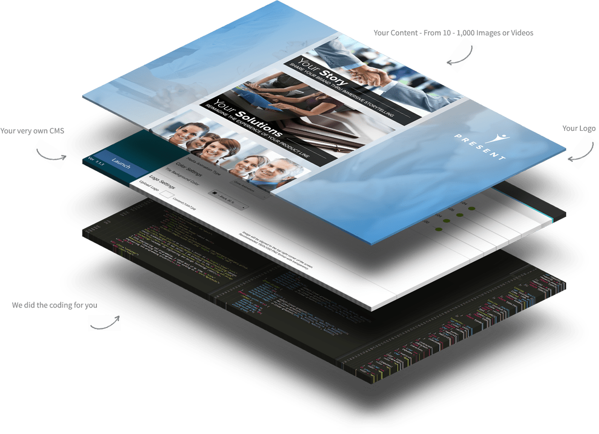 Interactive Presentations Software