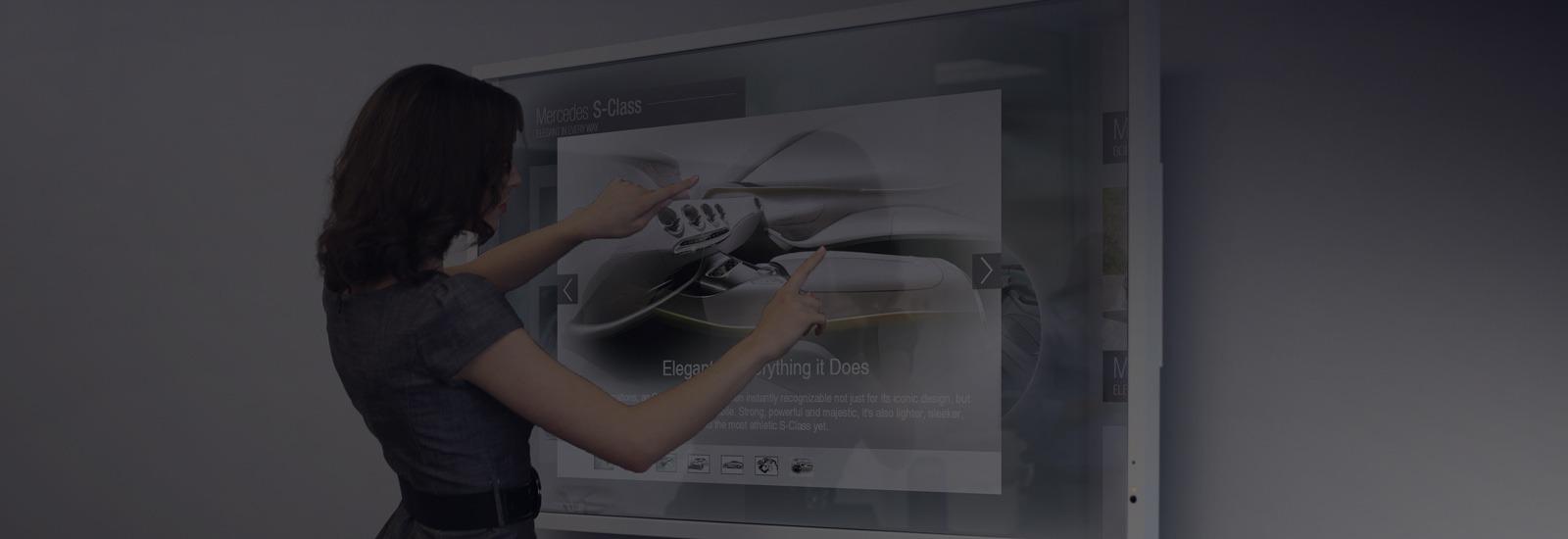 Multi-touch Monitors