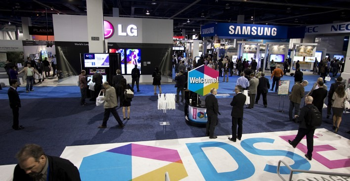 Digital Signage Expo Interactive Tradeshow